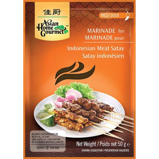 Asian Home Gourmet - Satay Marinade - 50g