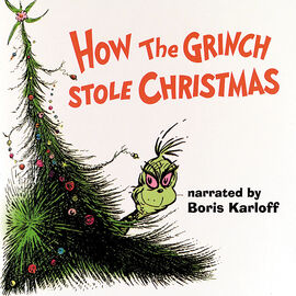 Dr. Seuss: How the Grinch Stole Christmas (TV) - Soundtrack - CD