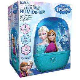 Emson Ultrasonic Cool Mist Humidifier - Elsa - 9763