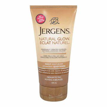 Jergens Natural Glow Moisturizer - Tan - 150ml