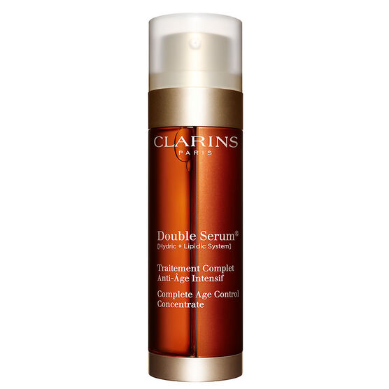 Clarins Double Serum Complete Age Control Concentrate - 50ml