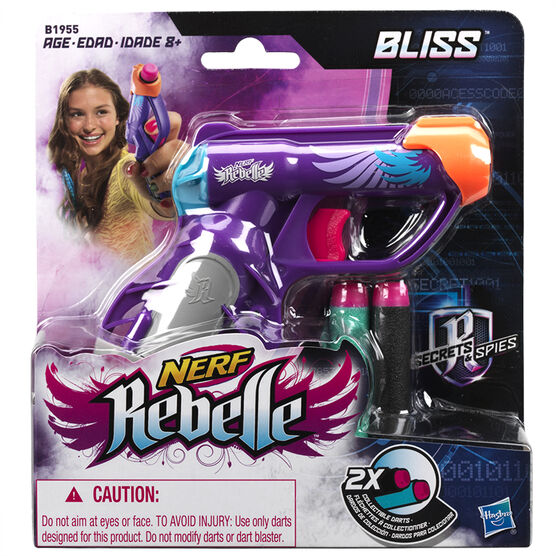 Nerf Rebelle - Bliss