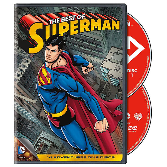 The Best of Superman - DVD