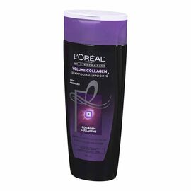 L'Oreal Volume Collagen Shampoo - Flat Fine - 385ml
