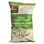 Mediterranean Snack Food Co. Baked Lentil Chips - Cucumber Dill - 128g