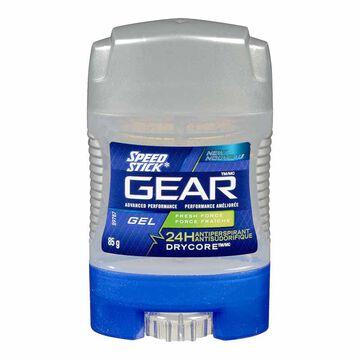 Speed Stick Gear Antiperspirant Deodorant Gel - Fresh Force - 85g