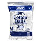 London Drugs Small 100% Cotton Balls - 300's