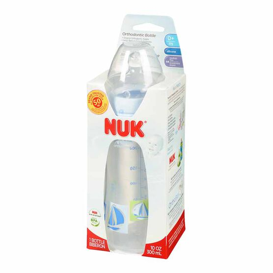 Gerber NUK Orthodontic Nurser - 300ml