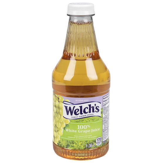 Welch's White Grape Juice - 1.36L