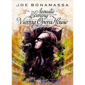 Joe Bonamassa - An Acoustic Evening at the Vienna Opera House - DVD