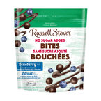 Russell Stover Dark Chocolate Blueberry Bites - 142g