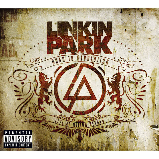 Linkin Park - Road to Revolution: Live - CD