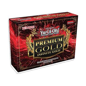 Yu-Gi-Oh Trading Card Game - Premium Gold Infinite Gold Box