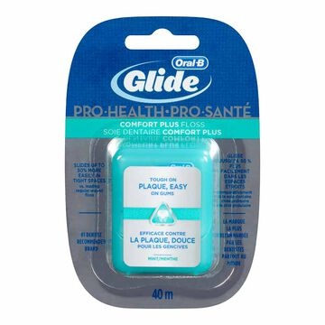 Oral-B Glide Comfort Floss - Mint - 40m