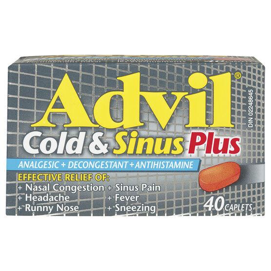 40 plus influenza forkølelse
