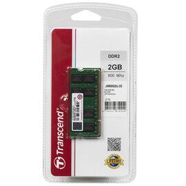 Transcend DDR2 800 2GB SO-D - JM800QSU-2G