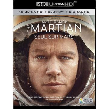 The Martian - 4K UHD Blu-ray