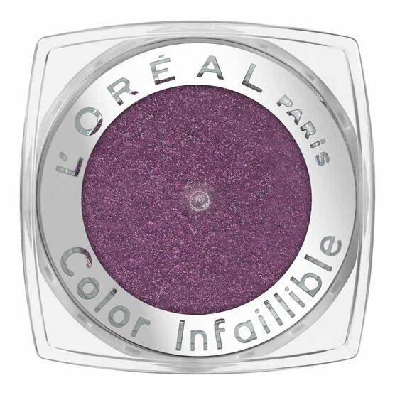 L'Oreal La Couleur Infallible Eyeshadow - Purple Obsession