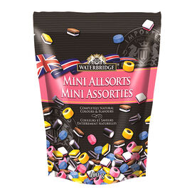Waterbridge Mini Allsorts - 400g