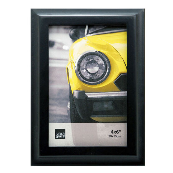 KG 4X6 Wood Frame - Black
