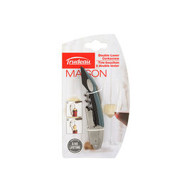 Home Presence Double Level Waiter Corkscrew - Assorted