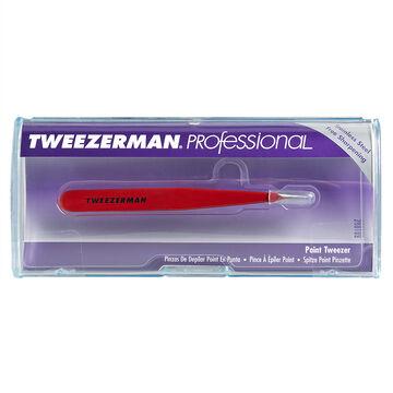 Tweezerman Pro Point Tweezer - Assorted Colours - 12418