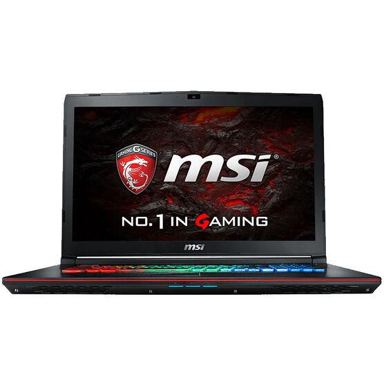 MSI GE72VR 6RF-005CA Apache Pro Gaming Laptop