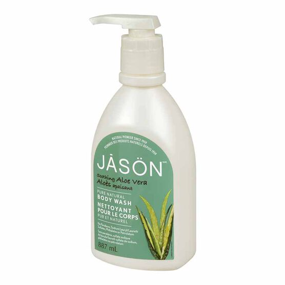 Jason Aloe Vera Satin Shower Body Wash - 887ml