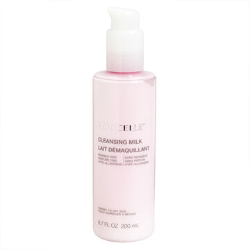 Marcelle Essentials Cleansing Milk for Normal to Dry Skin - 200ml