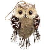 Hanging Owl Ornament