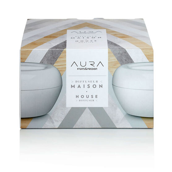 Fruit & Passion Aura House Diffusion System - White