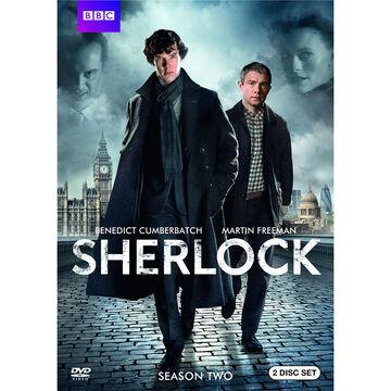Sherlock: Season Two - DVD