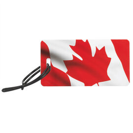 Austin House Canada Luggage Tag