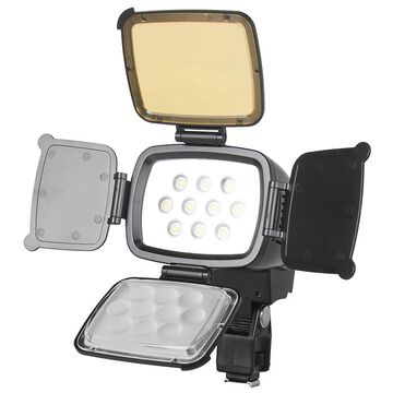 Bower 15W LED DSLR Light - VL17K