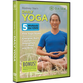 Rodney Yee'S Daily Yoga - DVD