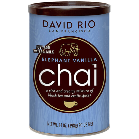 David Rio Chai Tea - Elephant Vanilla - 398g