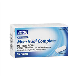 London Drugs Menstrual Complete - 32's
