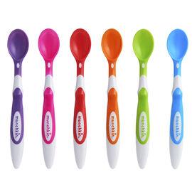 Munchkin Infant Soft-Tip Infant Spoons - 6 pack