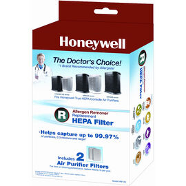 Honeywell True HEPA Replacement Filter - 2 pack - HRF-R2C