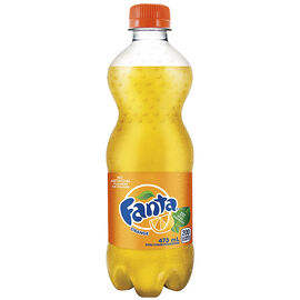 Fanta Orange - 473ml