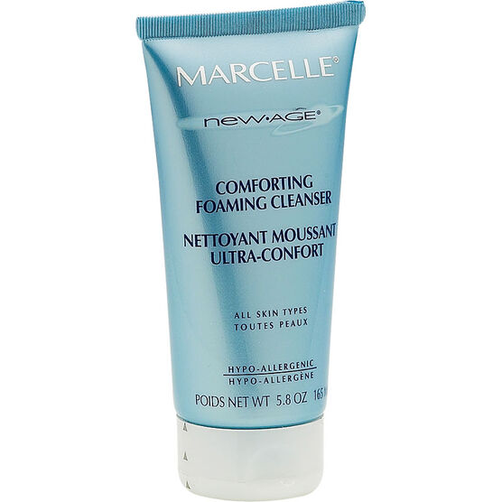 Marcelle New.Age Comforting Foaming Cleanser - 165ml