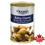 Ocean's Baby Clams - 142g