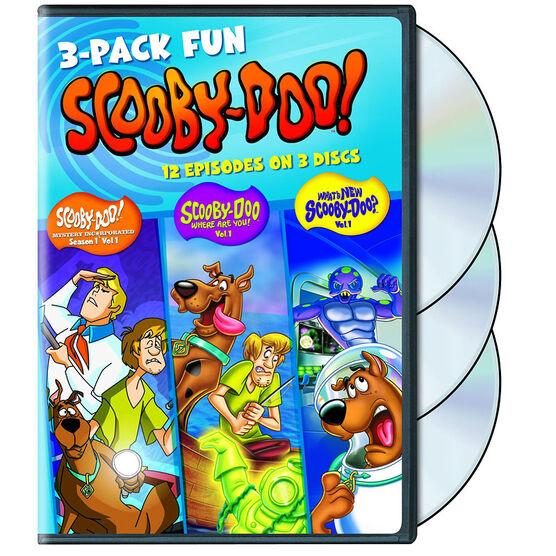 Scooby-Doo! - DVD