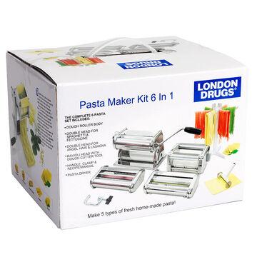 London Drugs 6 in 1 Pasta Maker Kit