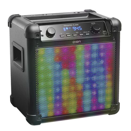 Ion Tailgater Flash Speaker - Black - IP88