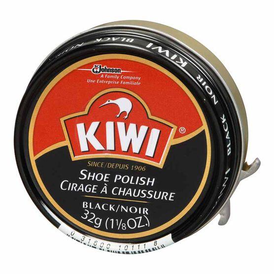 Kiwi Paste Polish - Black - 32g