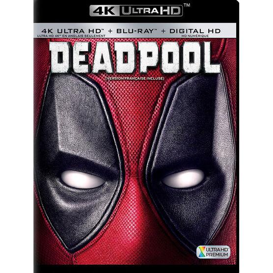 Deadpool - 3D Blu-ray
