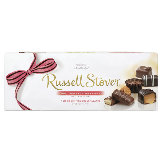 Russell Stover Nut Chewy Crisp - 340g