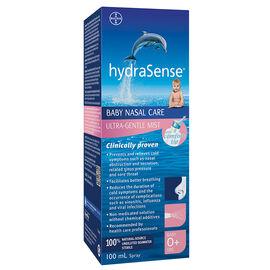 hydraSense Baby Nasal Care - Ultra Gentle Mist - 100ml