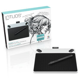Wacom Intuos Draw USB Pen Tablet - Small